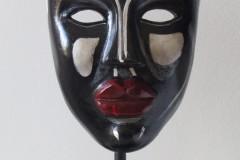 abstract art, African mask, modern art , african culture